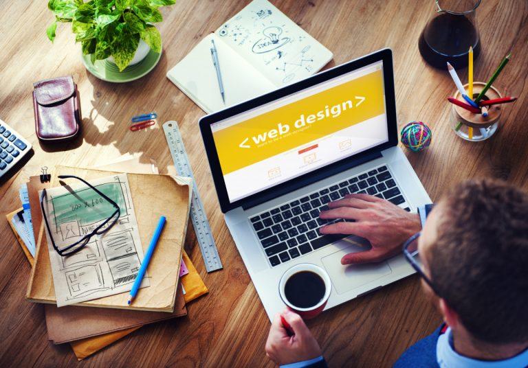 Webdesign: Was bei der Gestaltung der Inhalte beachtet werden sollte