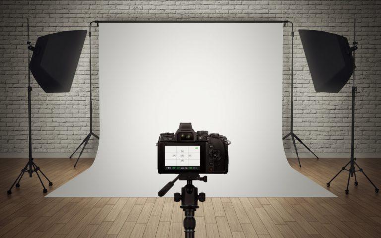 Welche Voraussetzungen müssen für die Fotografie im Studio erfüllt sein