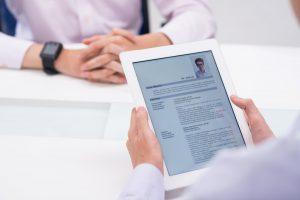 CV in Englisch: Beachten Sie wichtige Aufbauregeln