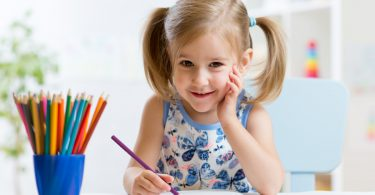Malvergnügen – So können Sie kindliche Kreativität anregen