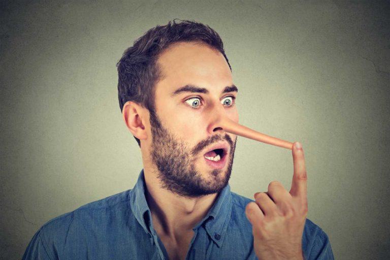 Warum wir lügen und wie man Lügen erkennen kann