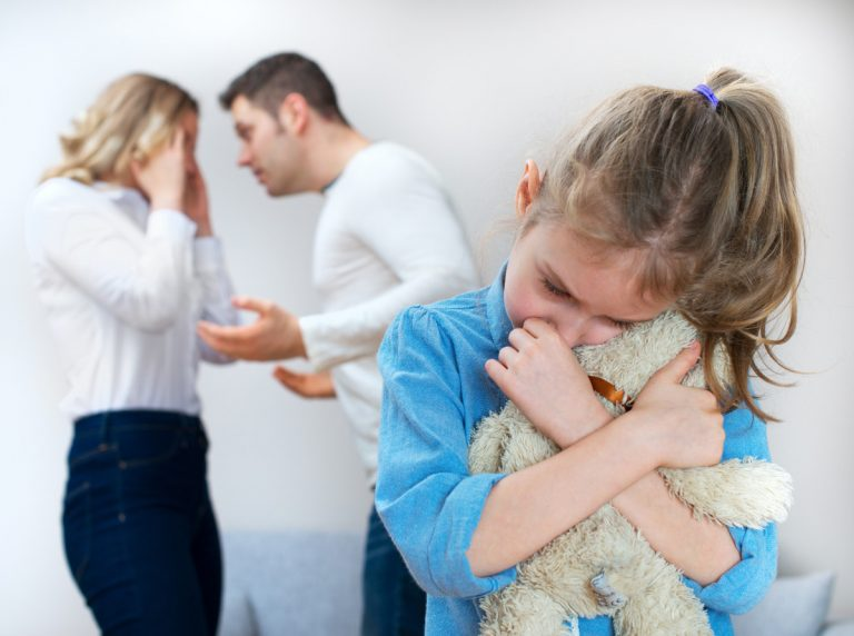 Wenn Eltern sich trennen: Therapeutische Geschichte für Kinder