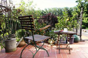 Gartenanlage: Mediterranes Flair auf der Terrasse