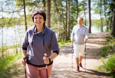 Walken oder Joggen – was ist besser fürs Herz?