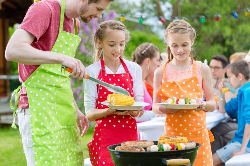 Grillen Zum Kindergeburtstag Rezepte Und Spielideen Experto De