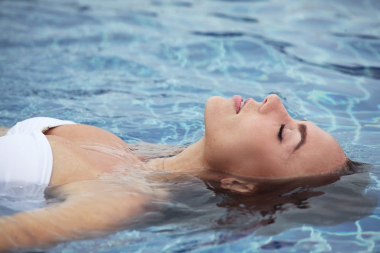 Entspannung pur: Mit Floating gegen Stress