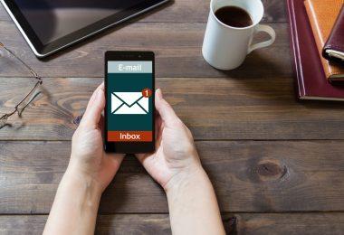 Wie Sie E-Mails korrekt formulieren