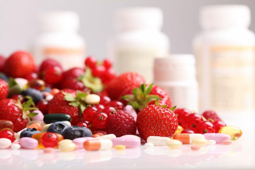 Vitamintablette statt Obst und Gemüse?