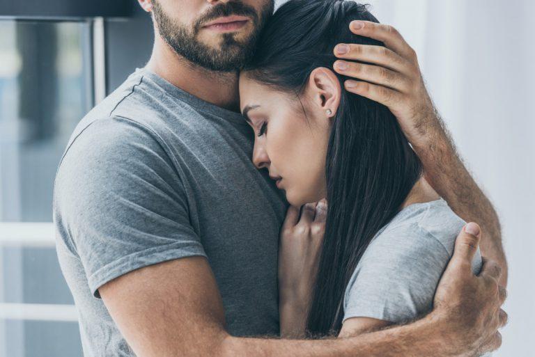 So erkennen Sie, ob Ihr Partner unter Stress leidet
