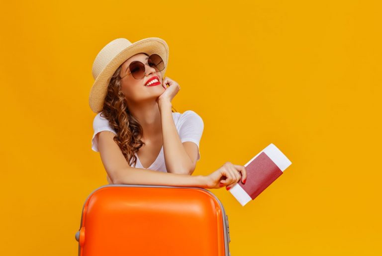 Reiselust - so können Frauen auf ihre sexuelle Gesundheit achten