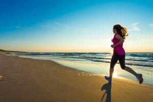 Fünf Tipps zum Laufen im Urlaub