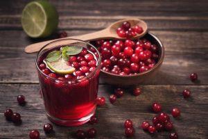 Mit Cranberrys einer Blasenentzündung vorbeugen