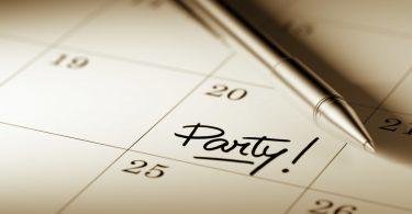 Party planen - Excel-Vorlage für Gästeliste