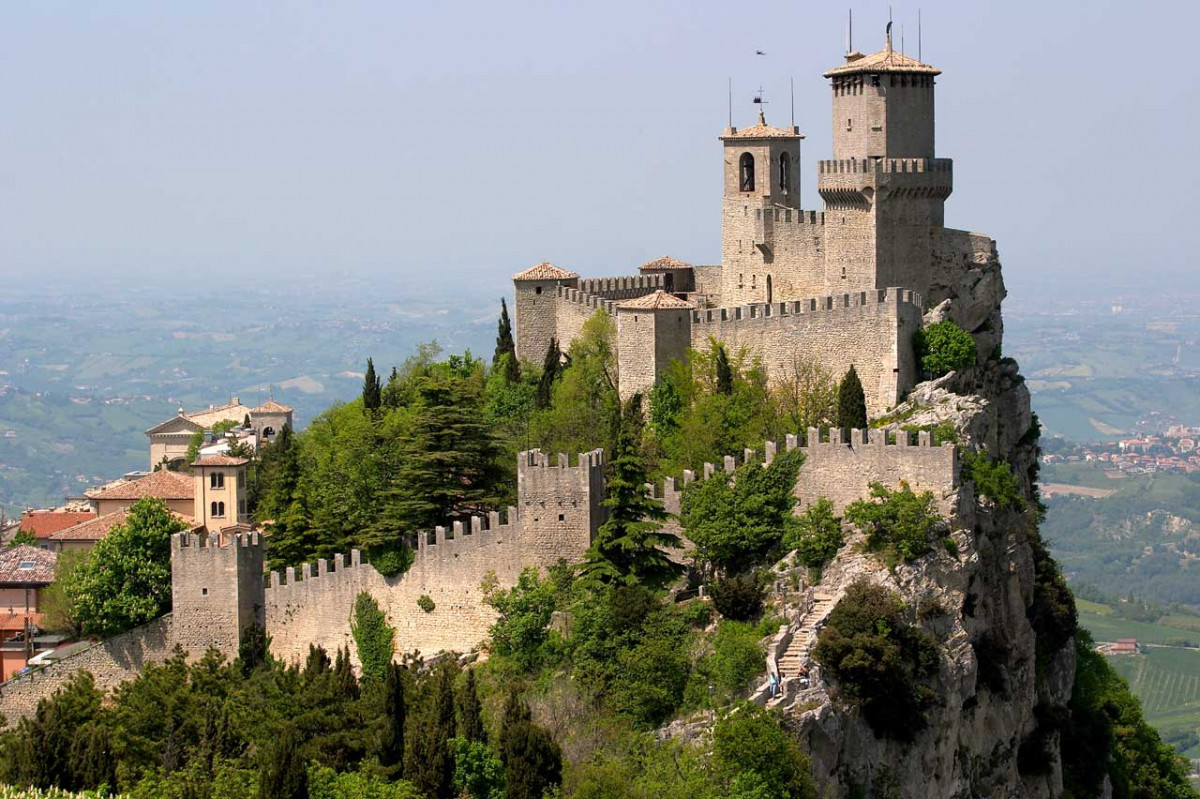 Schlösser in Italien: Museumsvokabular für eine Schlossbesichtigung