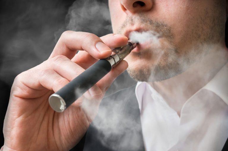 Warum die E-Zigarette keine gesunde Alternative ist