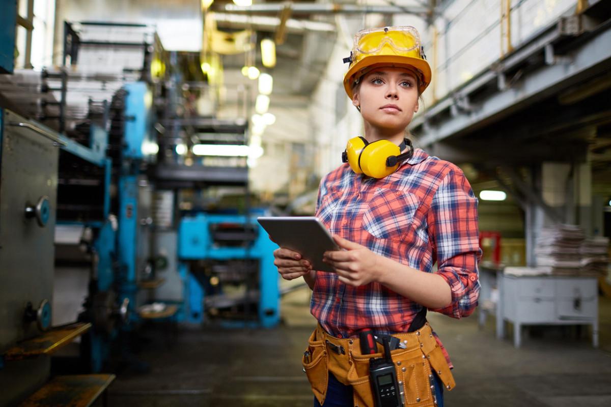 Verhaltensregeln auf einem fremden Werksgelände