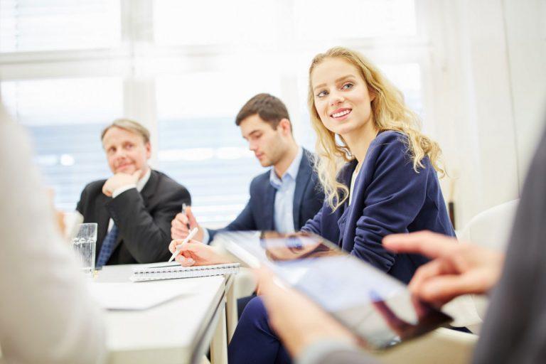 Gesprächsführung – Wie wirke ich kompetent?