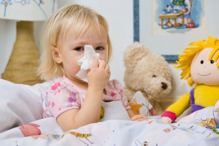 Wie zeigen sich Immundefekte bei Kindern?