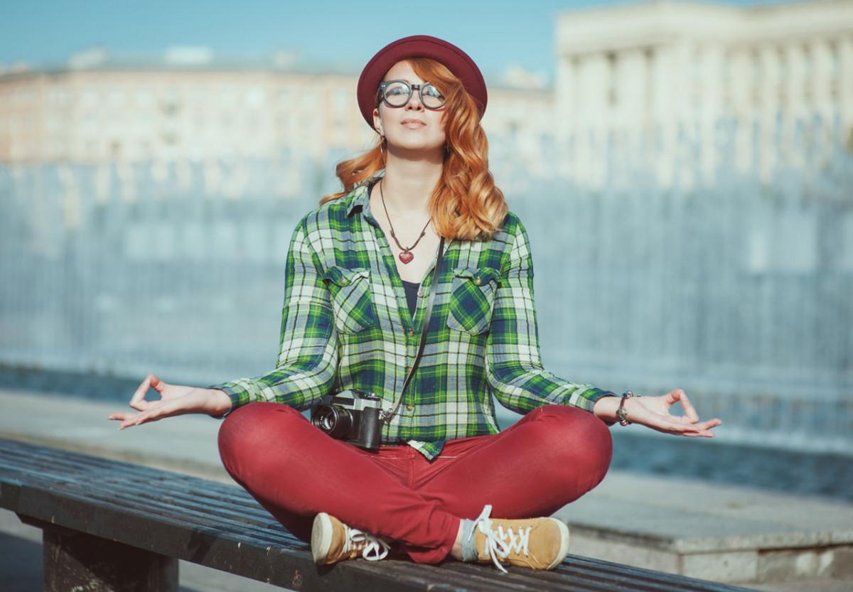 4 Schritte, um mit Yoga Ihre Kreativität zu steigern