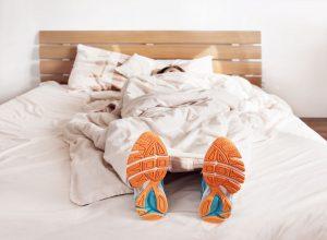 Sport und gesunder Schlaf - eine wechselseitige Beziehung