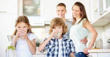 Tipps für gesundes Trinken für Kinder