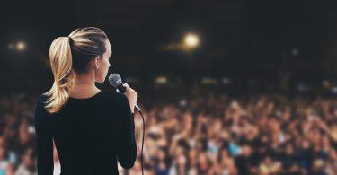 Checkliste: Haben Sie die 9 typischen Fehler bei einer Rede vermieden?