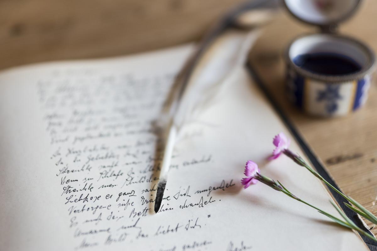Ein Gedicht: So wird Ihr Smalltalk garantiert nicht langweilig!