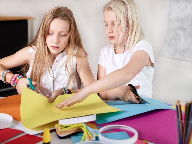 Mit Kindern Ein Lustiges Turschild Basteln Experto De
