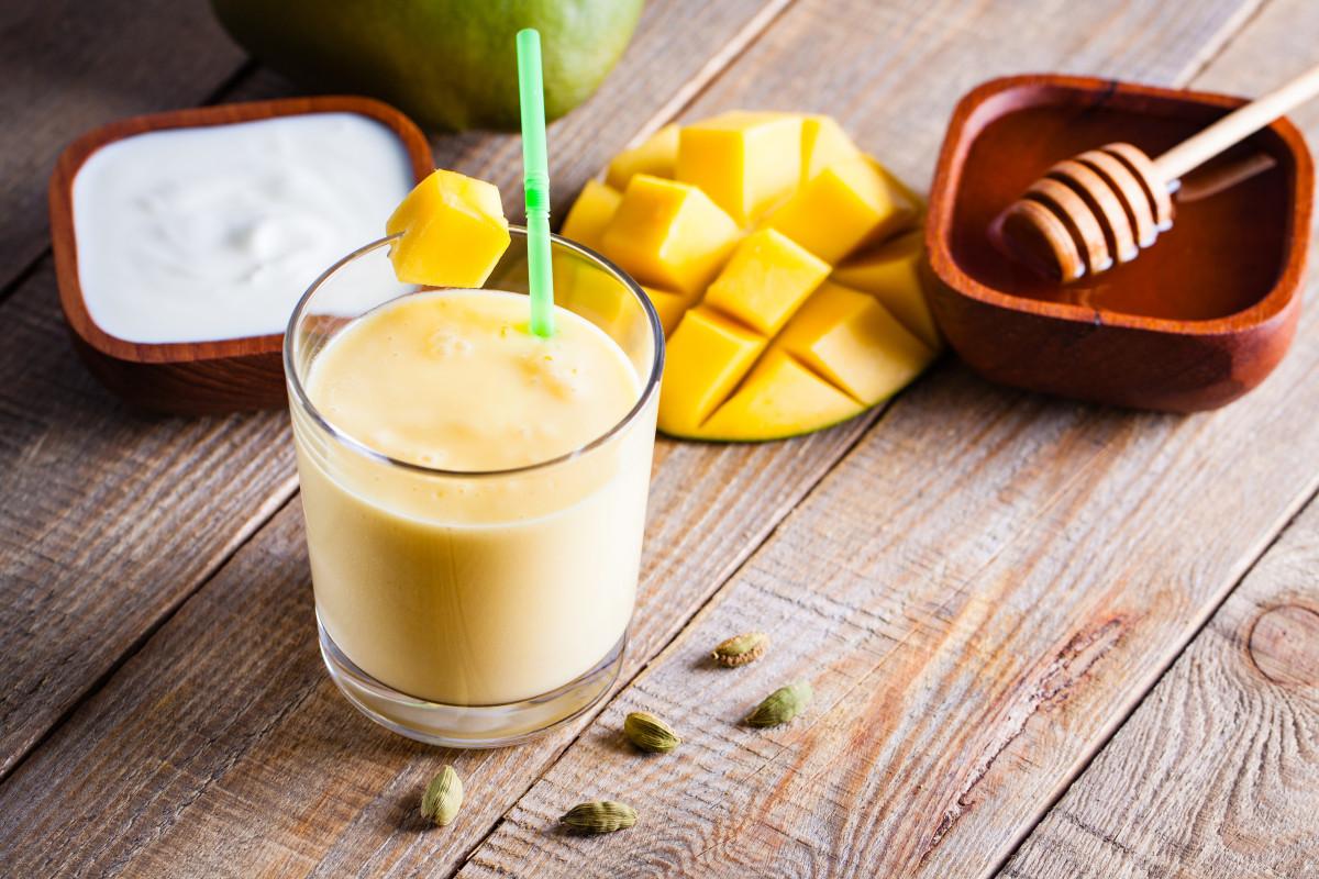 Lassi: Indisches Joghurt-Getränk für starke Darmflora