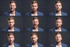 Die Mimik - Das verrät Ihre Körpersprache