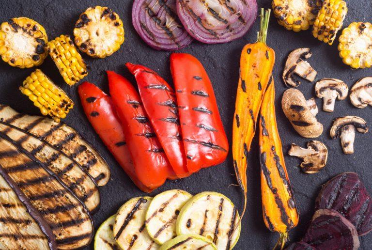 So grillen Sie Gemüse richtig