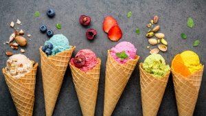 Eis herstellen: 3 gesunde und schnelle Rezepte