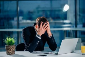 Ursachen und Symptome eines Burn-out