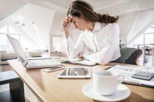 Psychische Belastung am Arbeitsplatz: Was sind die Krankmacher?