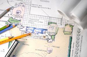 6 Tipps, wie Sie Ihren Garten richtig planen