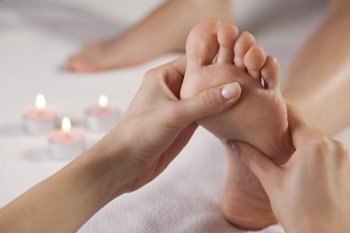 Übungen für den Fuß: Entspannung und Wohlbefinden