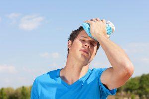 Ratschläge gegen Sonnenstich und Hitzschlag