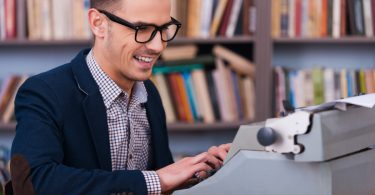 Autor werden - Tun Sie so als ob