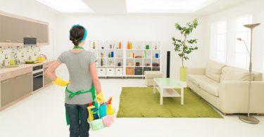 Die besten Tipps, um sich dauerhaft die Hausarbeit zu erleichtern