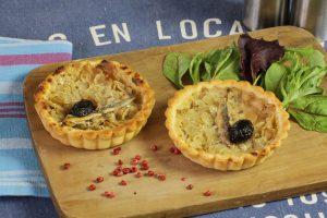Rezept aus Südfrankreich: Pissaladière (Zwiebel-Sardellen-Kuchen)