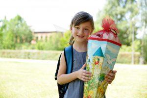 Was kommt in die Schultüte – Geschenkideen für die Einschulung