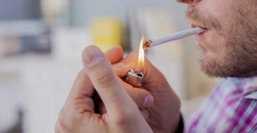 Warum Rauchen dem Rücken schadet