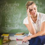 Was kann bei einem Lehrer oder einer Lehrerin zu Burnout führen?