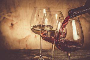 Die Qual der Wahl: Rot-, Rosé- oder Weißwein?