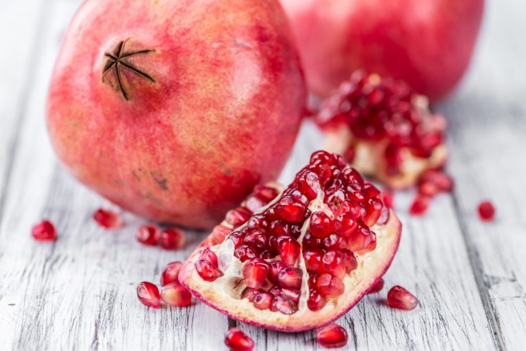 Rezepte und Wissenswertes rund um den Granatapfel
