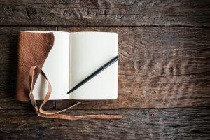 Minitagebuch bietet Platz für Sprüche, Sprichwörter, Lebensweisheiten