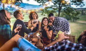 Preiswerte Dekoration für Ihre Sommerparty