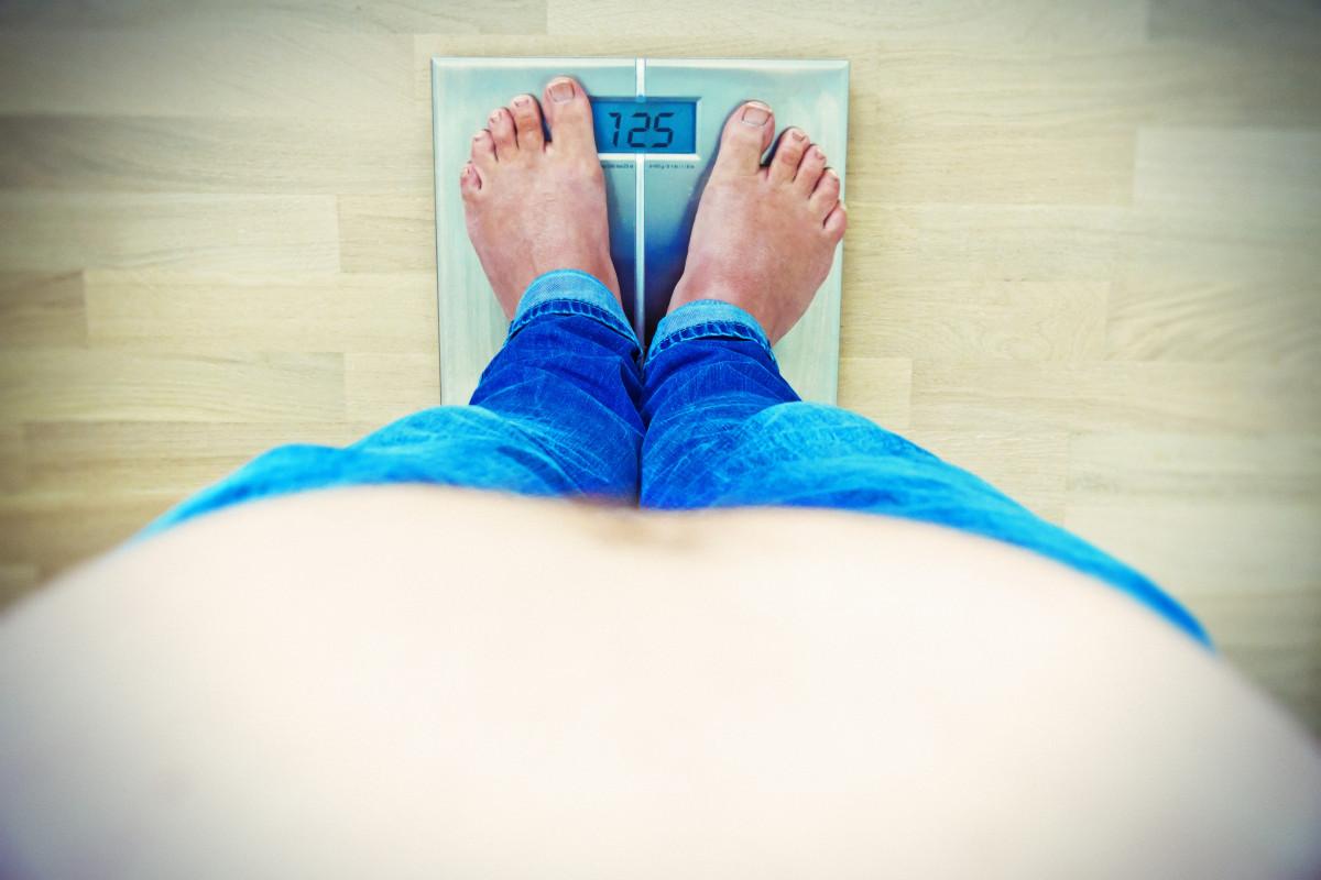 Übergewicht - was können Sie tun?