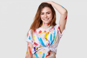 Textilgestaltung: Wie Sie Ihr eigenes Shirt gestalten – Geschenkidee
