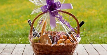 Geschenkkorb – einfach, anders und symbolträchtig